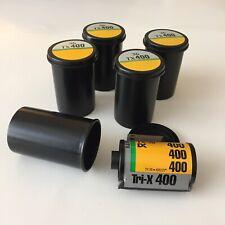 Lot of 5 Kodak Tri-X Pan 400 B&W Print Film TX-36 - Expired