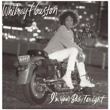 WHITNEY HOUSTON I'm Your Baby Tonight CD NEW