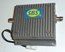 AMPLIFICATORE SEGNALE CELLULARI GSM marca SBS NON SO SE FUNZIONA -REPEATER FONIA