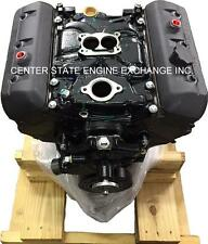 Reman GM 4.3L, V6 Vortec Marine Engine w/ 2BBL intake. Replaces MERC 1997-2007