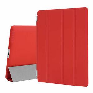 iPad Smart Magnetic Slim Stand Case Cover for Apple iPad 2 3 4 iPad Air Mini12 3