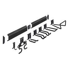 GOLIAT System Werkzeughalter Gartengeräte Garage Ordnungssystem Gerätehalter