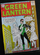 GREEN LANTERN 27 (1964) CLASSIC SCI-FI FROM FOX AND BROOME! LARGE CLEAR PHOTOS!