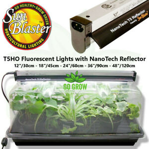 SunBlaster T5HO Combo Propagation Strip Lights - 12, 18, 24 and 23 inch