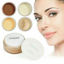 Phoera No Filter Setting Powder Loose Face Translucent Foundation Makeup Puff