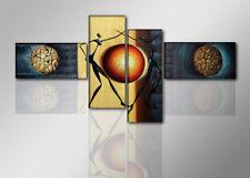 Images sur toile sur cadre 195 x 80 cm abstrait art pret a accrocher 6807