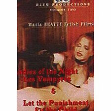 Ladies of the Night Les Vampyres  Volume 2 Maria Beatty (DVD)