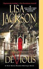 A Bentz/Montoya Novel: Devious 7 by Lisa Jackson (2012, Paperback)