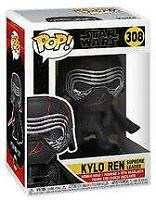 Kylo Ren Sith Lord Star Wars #308 Funko Pop! Figurine