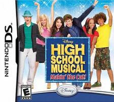 High School Musical: Making the Cut NDS New Nintendo DS