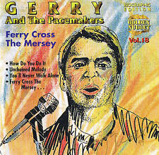"GERRY & THE PACEMAKERS ""Ferry Cross The Mersey"" 12 Tracks OVP & NEU Cosmus DSB"