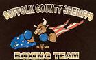 SCPD Suffolk County Long Island NY 2XL T- Shirt Correction Sheriff Boxing Team