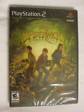 Spiderwick Chronicles (Playstation PS2) Brand New, Sealed~