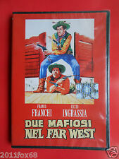 dvd,film,due mafiosi nel far west,franco franchi,ciccio ingrassia,helene chanel