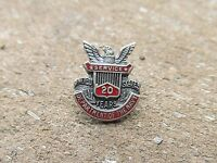 Vintage 1940's 20 year Service Pin US Department of the Navy Sterling