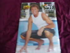 More details for free postage new cliff richards official 2011 calendar  in cellophane