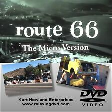 """""""Route 66 Micro Car Road Trip"""", an on Historic Route 66 trip to remember."""