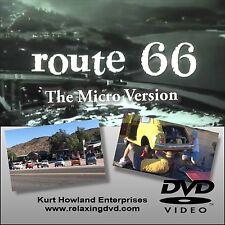 """ROUTE 66 MICRO CAR RUN"", DVD, a Road Trip on Historic Route 66"
