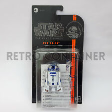 STAR WARS Kenner Hasbro Action Figure - THE BLACK SERIES - R2-D2 (Opened)