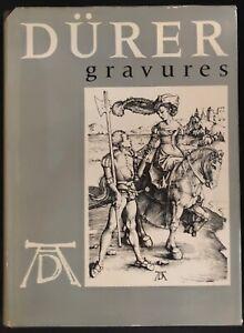 DÜRER / gravures / K.-A. Knappe / AMG 1964