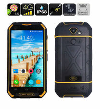 """4G Land Rover V16 Android 6.0 Rugged Smartphone 5"""" Waterproof IP68 MTK 6737 New"""