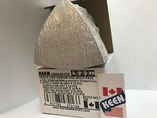 (50-Pack) Dremel Multi-Max Assorted Grit H&L Sandpaper KEEN ABRASIVES 74166