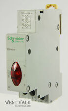 Schneider V - 18327 - 3 Phase Red Voltage Indicator Light Module 230/400 vac New