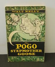 The Pogo Stepmother Goose 1954 1st ed 3rd printing humor comics