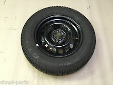 VAUXHALL CORSA D FULL SIZED 14 INCH SPARE WHEEL, GOODYEAR TYRE GENUINE 06-14
