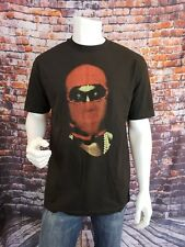 ULTRA LIGHT BEAM  Kayne West Mask T-Shirt Men's Women's Size L Band Music 789