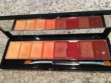 AVON Eight in One Lip Color Palette NATURAL RIBBONS New No Box FLAWED