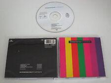 PET SHOP BOYS/INTROSPECTIVE(PARLOPHONE CDP 7 90868 2) CD ALBUM