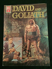 DAVID AND GOLIATH Four Color #1205 VG+/F- Condition