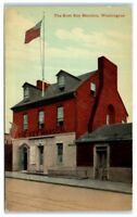Early 1900s The Francis Scott Key Mansion, Washington, DC Postcard