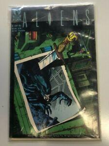 "Dark Horse Comics 1988 ""Aliens"" (#2 Only) Of 6 Twentieth Century Fox Space"