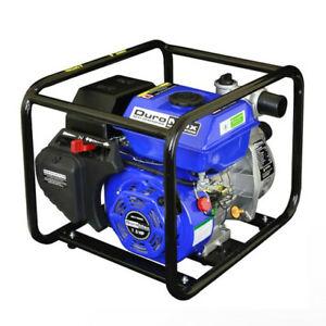 DuroMax XP650WP 7-HP 220-GPM 3 Inch Gasoline Water Pump