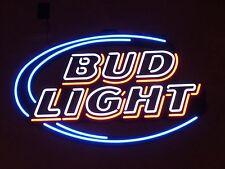 """New Bud Light Budweiser Beer Neon Sign 17""""x14"""""""