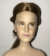 Disney Store Live Action Beauty Beast Provincial Belle Nude Doll NEW Emma Watson