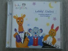 BABY EINSTEIN LULLABY CLASSICS CD SOOTHING COLLECTION OF BEDTIME MUSIC