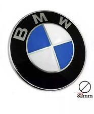STEMMA COFANO BMW LOGO 118 120 316 318 320 325 328 D ANTERIORE POSTERIORE 82MM