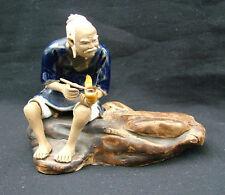 Earthenware Oriental Pottery Figurines