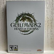 Guild Wars 2: Heart of Thorns PC Game NEW SEALED!