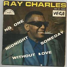 ray Charles no one