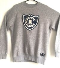 Crooks And Castles Mens Crew Neck Jumper Size M