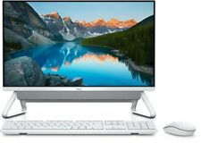 New Dell Inspiron 24 5400 All-in-One 11th Gen i3-1115G4 256GB SSD 8GB RAM Win10