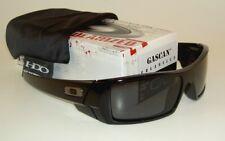 GASCAN Polarized Sunglasses@¹Oakley@¹Polished Black Frame Grey Lens2018