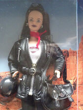 Harley-Davidson Motor Cycle Barbie Special Edition 1998 in Box