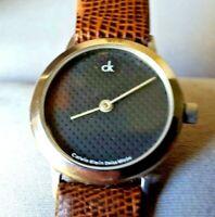 Swiss Wrist Watch Calvin Klein Womens Quartz  & Case