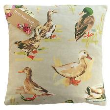 """Designer Prestigious Textiles Mallard Linen fabric Cushion Cover size 10"""" to 24"""""""