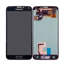 Black Samsung Galaxy i9600 s5 G900F LCD Display Screen Touch Digitizer Brand New